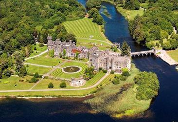 قلعه تاریخی آشفورد در ایرلند +عکس