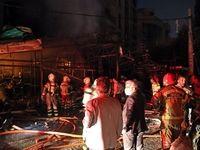 مرگ ۱۸تن در حادثه خیابان شریعتی +فیلم