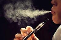 نیکوتینِ سیگار الکترونیکی عامل تشدید برونشیت