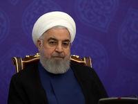 روحانی:در برابر زورگویی دشمن هیچگاه تسلیم نخواهیم شد +فیلم