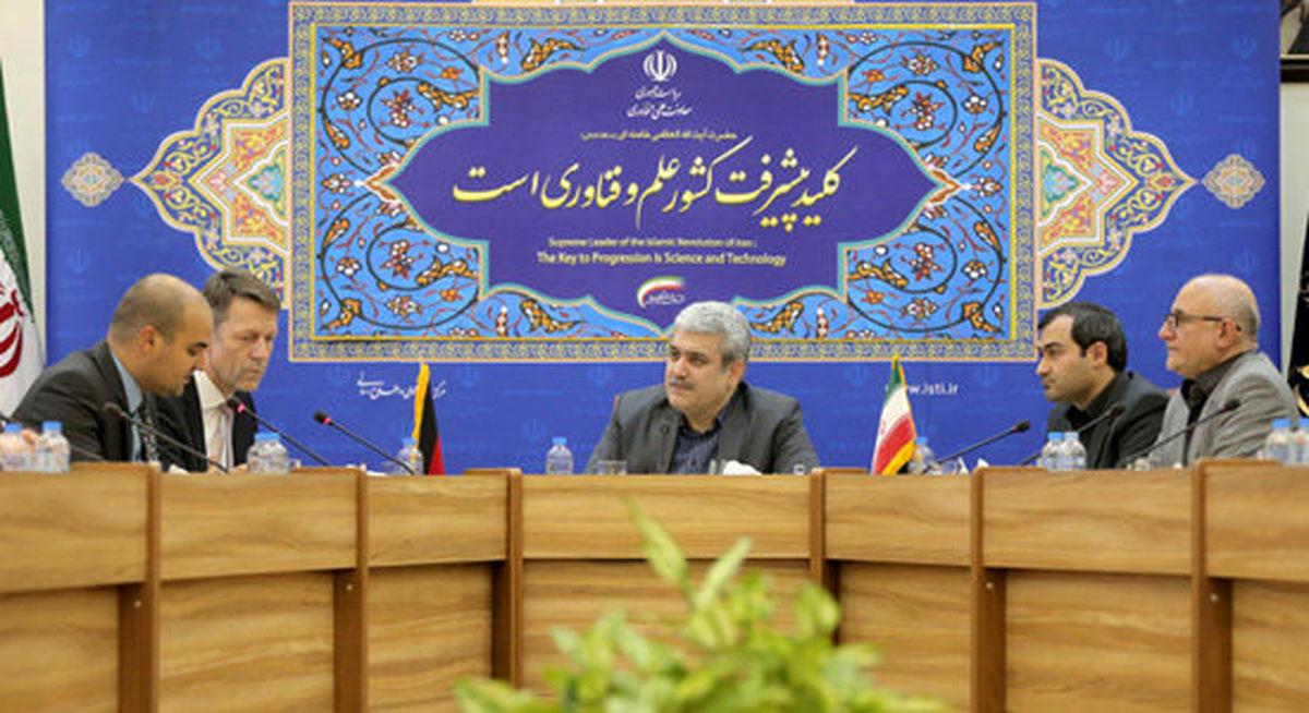 لزوم گسترش روابط استراتژیک در حوزه علم و فناوری میان ایران و آلمان