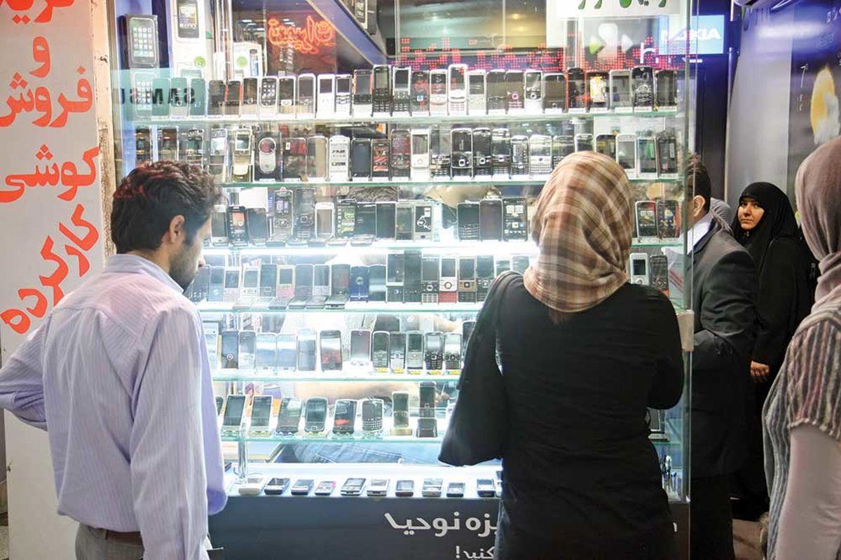 ضوابط جدید واردات موبایل مسافری