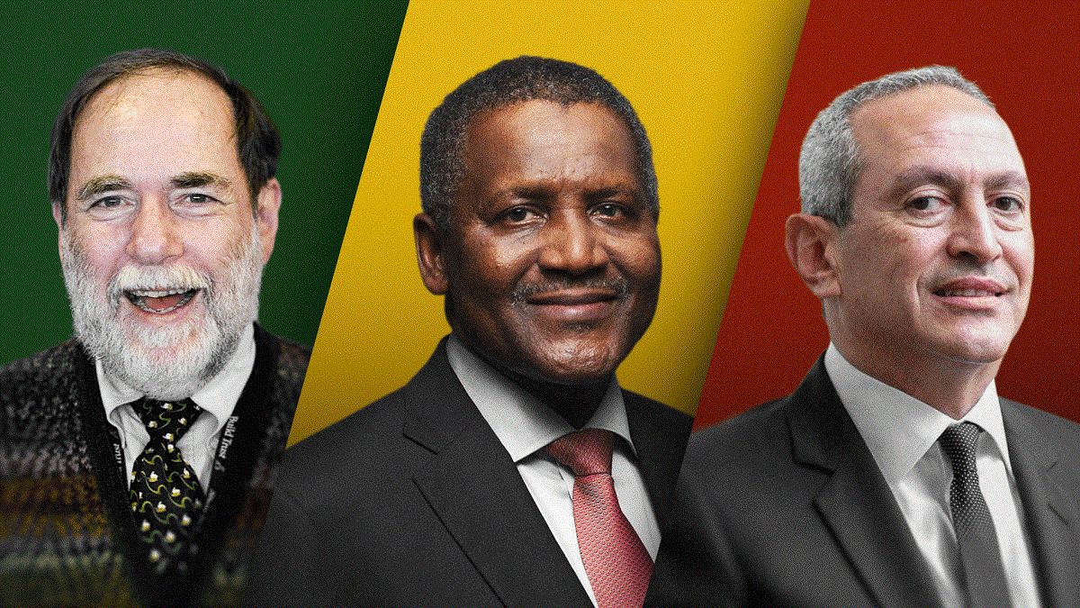 ثروتمندترین افراد آفریقا در سال جدید را بشناسید