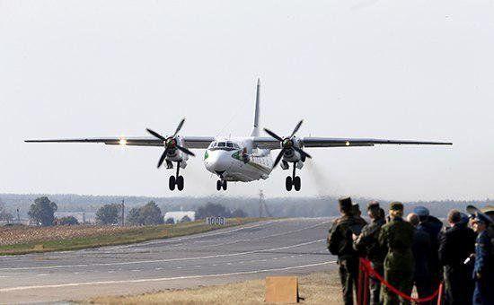 حواشی پرواز آنتونف 74 در ایران
