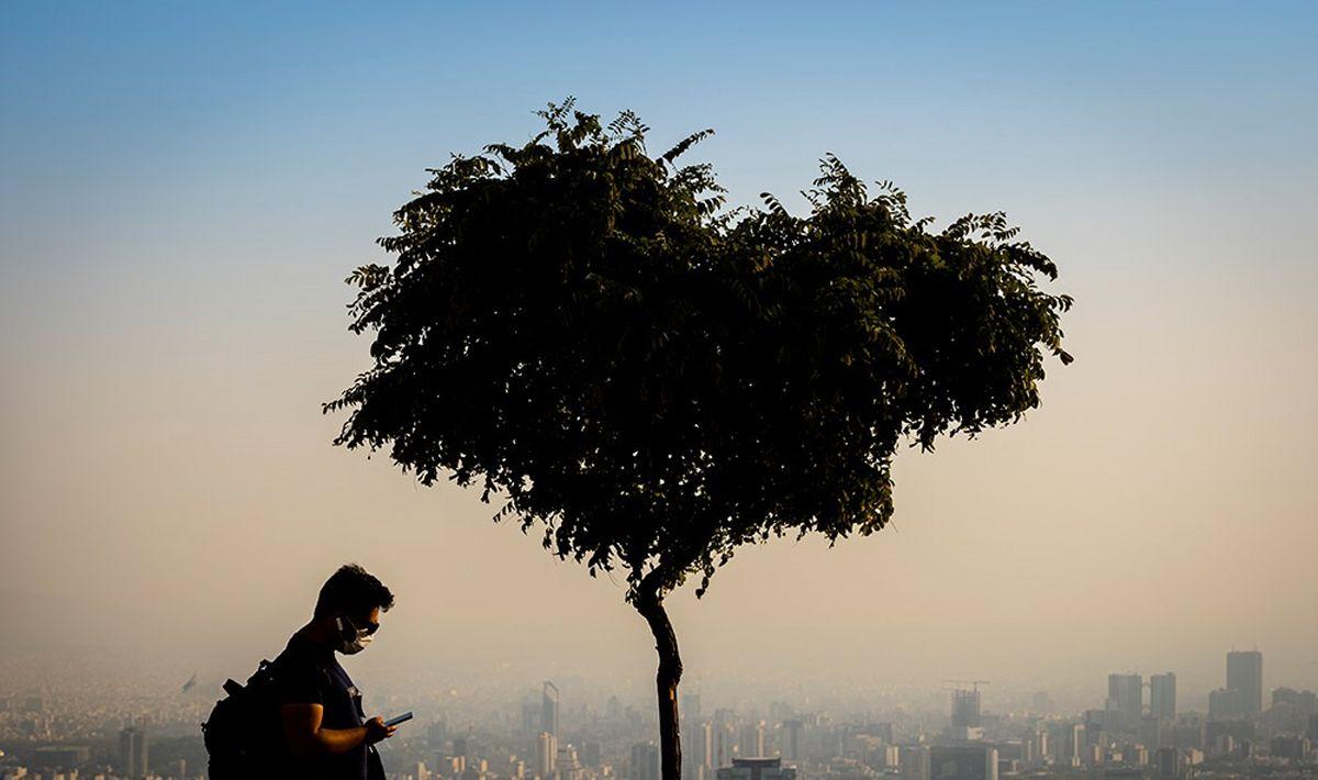 چرایی از دسترس خارج شدن اطلاعات کیفیت هوای تهران