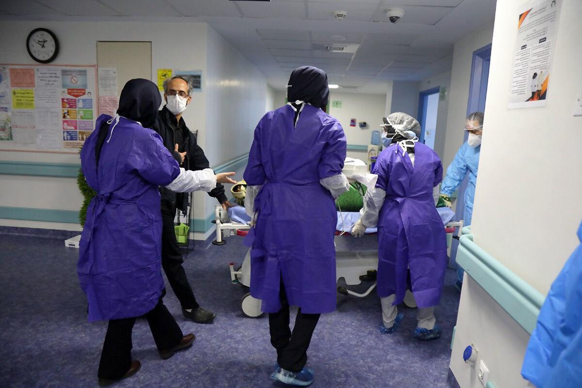 پرستاران داوطلب عازم قم و گیلان شدند
