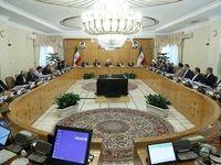 چهار استاندار در نشست امروز هیات دولت انتخاب شدند