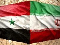سوریه و ایران خواستار افزایش تبادلات تجاری میان دو کشور شدند