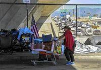 زندگی بیخانمانها در آمریکا و یک راهحل نیمهکارآمد