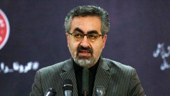 جهانپور در پاسخ به آناتولی: وضعیت تهران، قرمز است