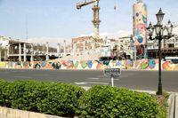 جزئیات اصلاح هندسی میدان امام خمینی(ره)