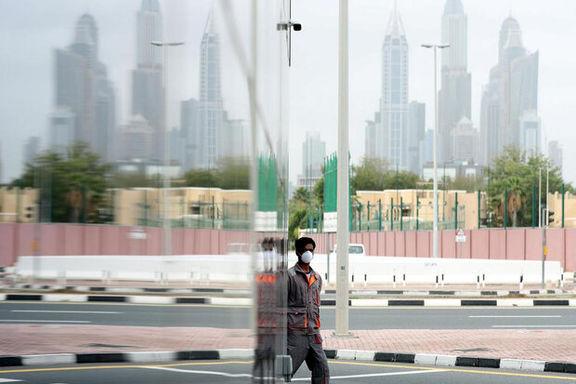 دوبی قرنطینه ۲بخش پرجمعیت تجاری خود را برداشت