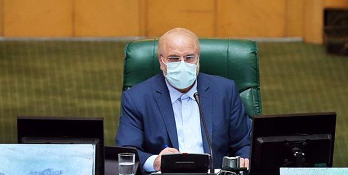 قالیباف تنها گزینه فراکسیون انقلاب اسلامی برای ریاست مجلس است