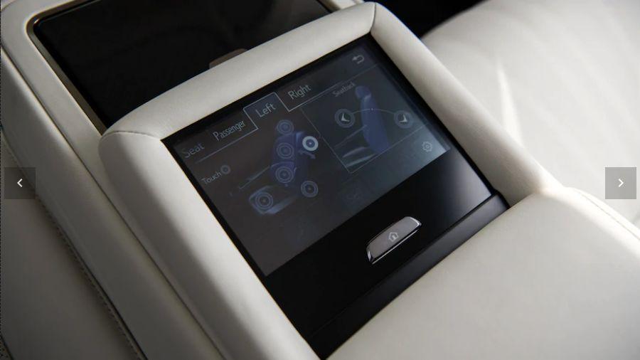 2020 Lexus LS500 Long
