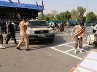 حمله تروریستی به رژه نیروهای مسلح در اهواز +تصاویر
