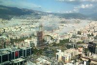 آخرین آمار قربانیان زمینلرزه در ترکیه