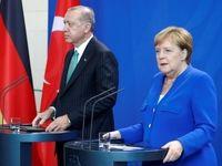 مرکل: نشست چهارجانبهای درباره سوریه برگزار میکنیم