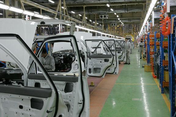 خودروسازان شرکتهای غیرمرتبط و زیانده را واگذار کنند