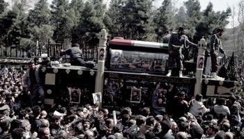 26اسفند1373 درگذشت یادگار امام +عکس