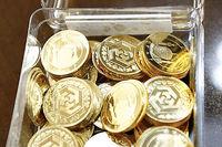 حباب سکه کوچک شد