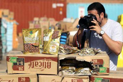 امحاء ۱۰۰ تن کالای قاچاق در تهران