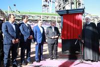 افتتاح طرحهای معدنی و فولادی و صنعت آب و برق استان کرمان