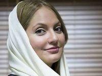 چهره غمگین مهناز افشار +عکس