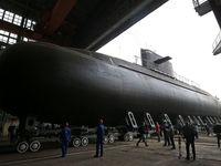 روسیه دومین زیردریایی کلاس لادا را به آب انداخت