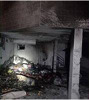۶ تهرانی در این ساختمان تا پای مرگ رفتند + عکس
