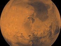 امشب ماه و مریخ همنشین میشوند
