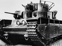 تانک روسی که فقط یک دستگاه از آن تولید شد +عکس