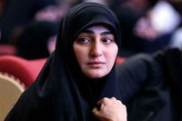 دلنوشته دختر حاج قاسم در پی در گذشت سردار حجازی
