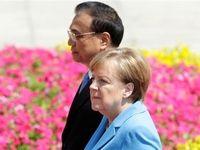 مرکل: چین و آلمان از برجام حمایت میکنند