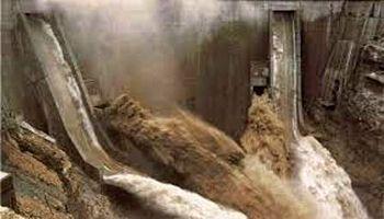 رهاسازی آب سدلتیان با هدف پیشگیری از بروز سیلاب