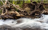 آبشار رویایی در لرستان + عکس