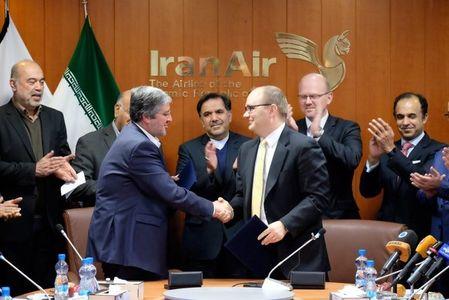 پیام غیرمستقیم بوئینگ برای فروش هواپیما به ایران