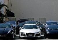 بازار داغ اجاره خودروهای لوکس