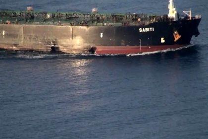 تصاویر جدید از نفتکش ایرانی سابیتی