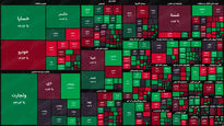 نمای پایانی بورس امروز/ بازار از پس مثبت نگه داشتن شاخص برنیامد