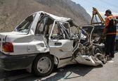 عدم توجه به جلو بیشترین عامل تصادفات نوروز امسال