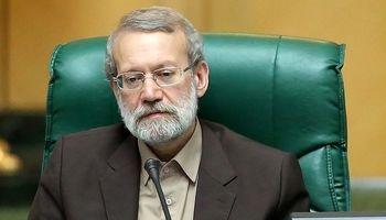 لاریجانی از نمایندگان آزاده مجلس تقدیرکرد