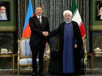 اراده ایران و آذربایجان تقویت و تعمیق همهجانبه روابط و همکاریها است/ تهران و باکو الگوی روابط چندجانبه و منطقهای شدند