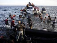 ورود پناهجویان به یونان افزایش یافته است