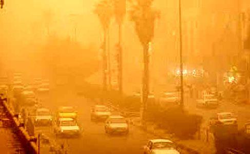 طوفان، ادارات سیستان را به تعطیلی کشاند