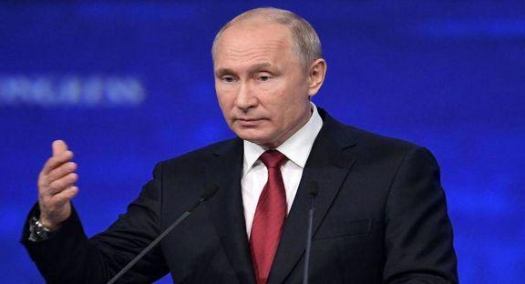 بازداشت رهبر مخالفان پوتین +عکس