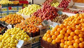 ۷۰ هزارتن؛ ذخیره میوه شب عید