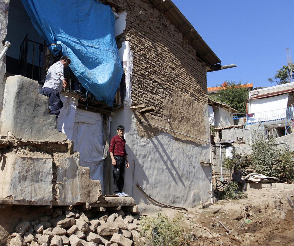 ۳۰میلیون واحد مسکونی در مقابل حوادث طبیعی بیمه شد