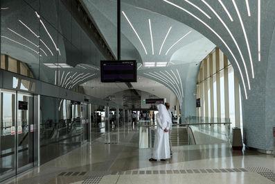 افتتاح اولین مترو قطر به سمت یکی از ورزشگاههای جامجهانی