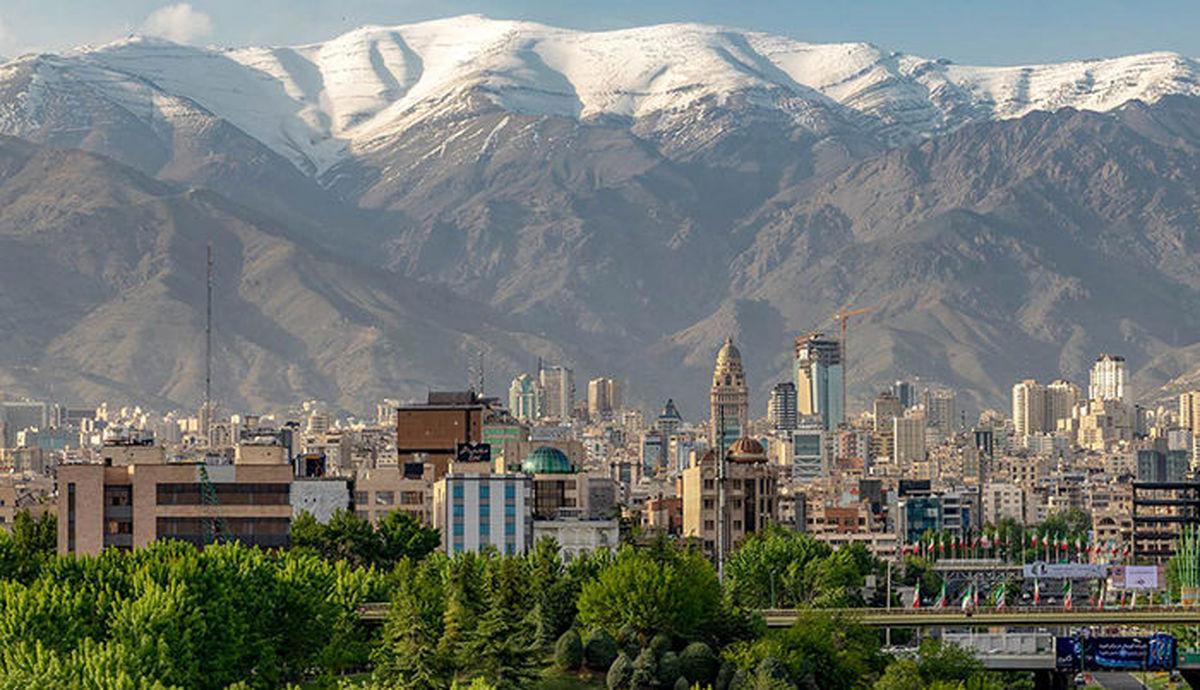 مشخصات املاک قیمت مناسب تهران