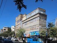 « بام فروشی» در مشهد +عکس